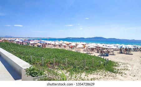 Praia do Pero, Cabo Frio, Rio de Janeiro, Brazil (Pero's beach) - Shutterstock ID 1354728629