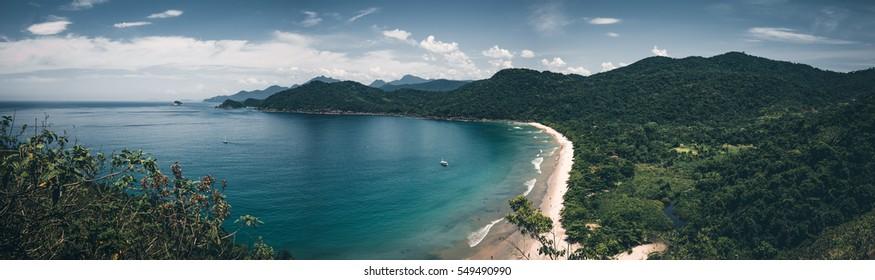 Praia do Sono - Paraty - Rio de Janeiro - Brazil
