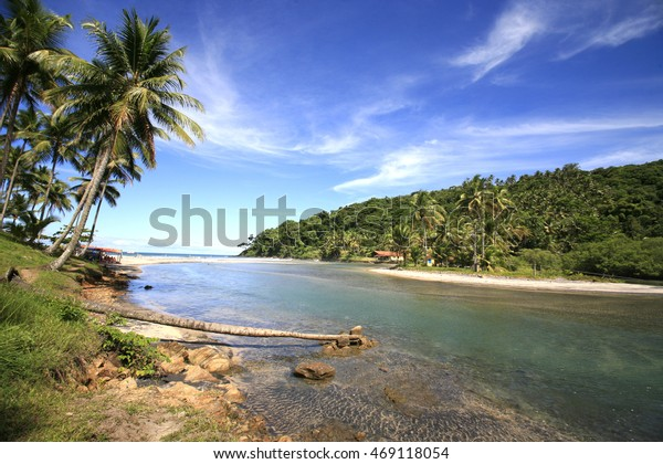 Praia Itacare bahia brasil