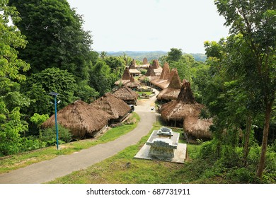 Praijing Village, East Sumba, Indonesia