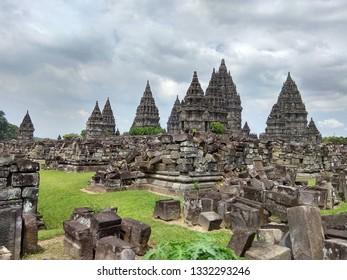 Prambanan Temple Jogjakarta