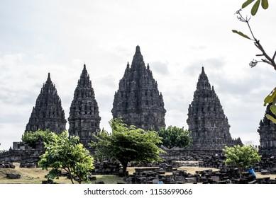 Prambanan temple - Jogjakarta - Indonesia