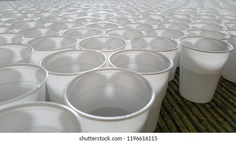 Pranking a housemate by covering their entire bedroom floor with cups of water.