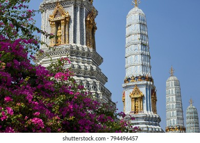 prasat phra thep bidon, The Grand Palace, Bangkok, Thailand
