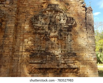 Prasat Sambor Prei Kuk is an archaeological site in Cambodia located in Kampong Thom Province,Cambodia