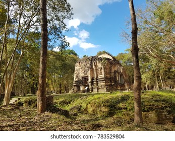 Prasat Sambor Prei Kuk) is an archaeological site in Cambodia located in Kampong Thom Province