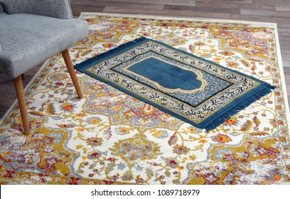 Prayer Rug, Prayer Carpet, Islam
