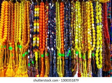 Prayers beads, gift from Saudi Arabia during hajj and umra from Ja'fariyah Market.