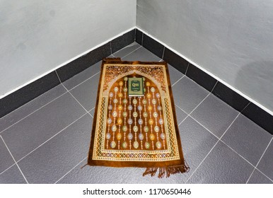 praying mat and al quran