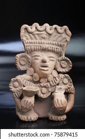 Pre Columbian Warrior Made Around 600 AD.