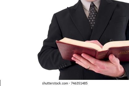 Preacher of the Bible