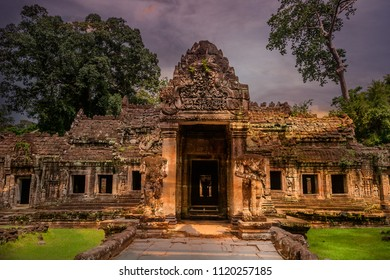 Preah Khan,siem reap ,Cambodia, was inscribed on the UNESCO World Heritage List in 1992.