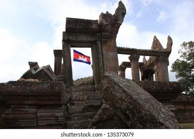 Preah Vihear Temple, Cambodia