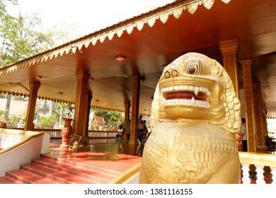 Pre-Anne chain pre-Anne Chom, temple at angkor Wat, Siem Reap, Cambodia.