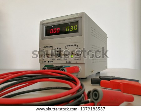Precise variable voltage and