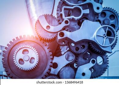 Precision mechanical gear