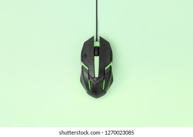 Precision optical mouse for cybersport and online video games
