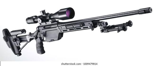 precision sniper rifle
