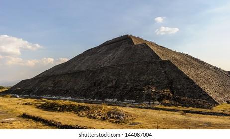 Pre-Colombian landscape