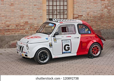 Tuning Fiat 500 Images Stock Photos Vectors Shutterstock