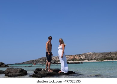 Pregnant on holiday
