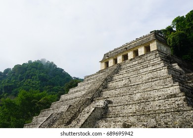 Pre-Hispanic City and National Park of Palenque - UNESCO World Heritage Site in Mexico