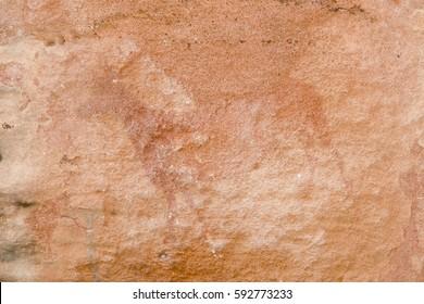 Prehistoric Cave Paintings - Albarracin - Spain