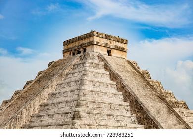 Pre-Historical City of Chichen Itza
