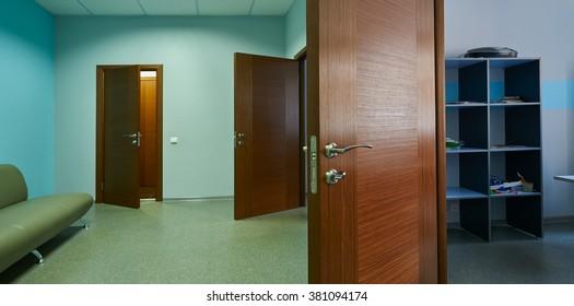 Premise and corridor with a door & Corridor Doors Images Stock Photos u0026 Vectors | Shutterstock