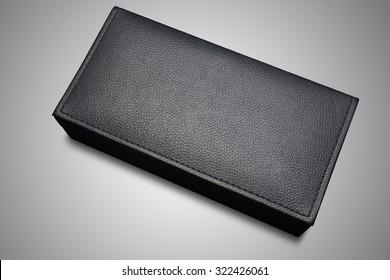 premium leather box