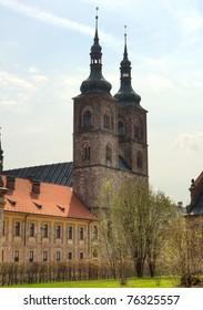 Premonstratensian Monastery of Tepla in Czech Republic