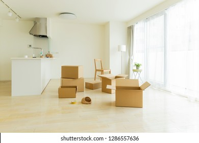 Preparation for moving