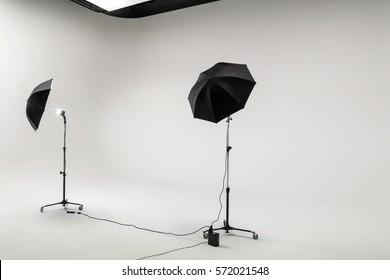 Preparations for photography