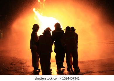 Prepare for fire prevention By training the relevant staff.