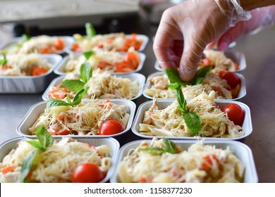 Lunch Box Catering Images, Stock Photos & Vectors | Shutterstock