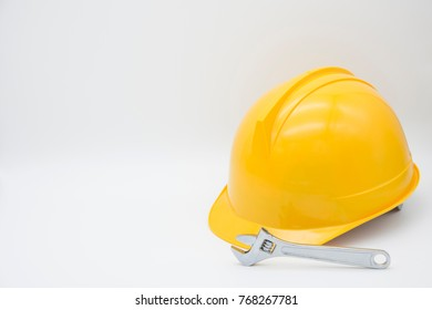Prepared safety is your life.(Hardhat and tools)