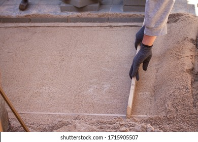 Screed Board Images Stock Photos Vectors Shutterstock