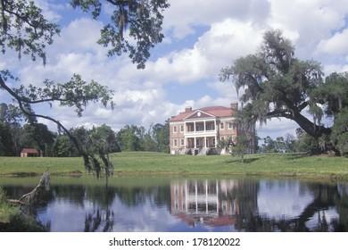 Pre-Revolutionary War Plantation on Ashley River, Charleston, SC