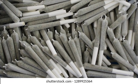 Pre-rolled cannabis joints