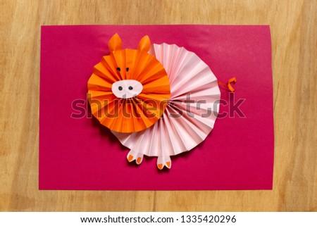 Preschool Arts Crafts Activities Easy Gift Stock Photo Edit Now