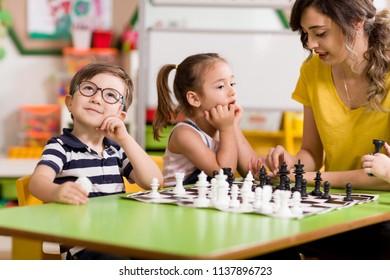 Preschool and Chess