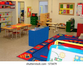 Preschool! Kindergarten Classroom!