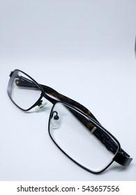Prescribed spectacles