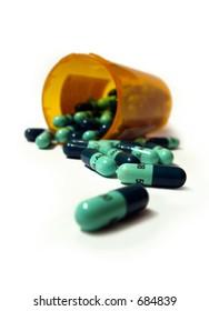 Prescription drugs. Take with care.