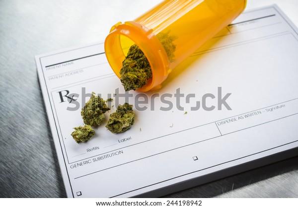 a prescription for medical marijuana