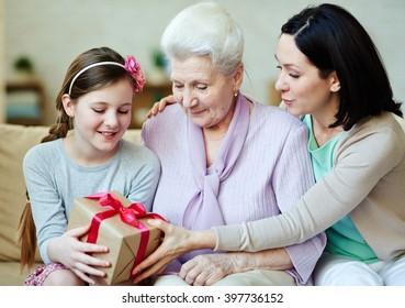 Present for girl