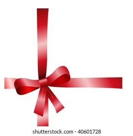 Present ribbon for special events.