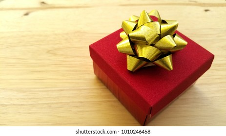 Present for surprise.