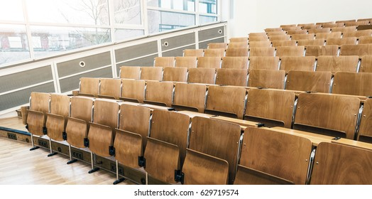 Presentation auditorium room