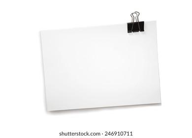 presentation booklet, pack